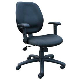 Boss Chair -  Ratchet Back Molded Foam Task Chairs
