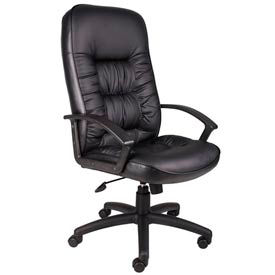 Boss Chair - Leatherplus Executive Leather Chairs