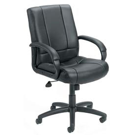 Boss Chair -  Caressoft™ Vinyl Office Seating