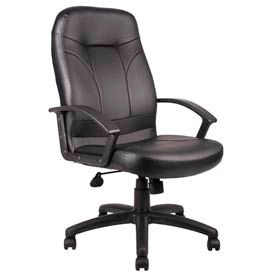 Boss Chair -  Leatherplus Executive Leather Chair