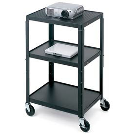Bretford® Adjustable Height Projector Carts