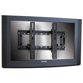 Bretford® - Flush Wall Mount Flat Panel Monitor Mounts