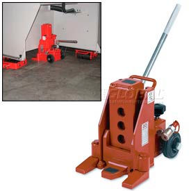 Hydraulic Toe & Saddle Jacks