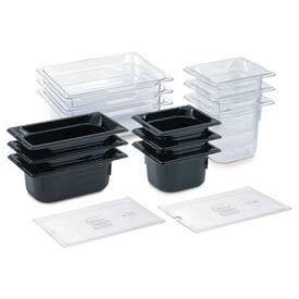Vollrath® Super Pan 3® Low Temperature Plastic Steam Table Pans