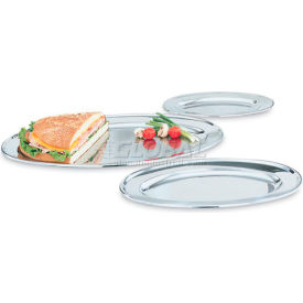 Metal Oval Platters