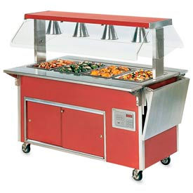 Vollrath® Signature Server® Corner Station Plate Rest With Mounting Kit