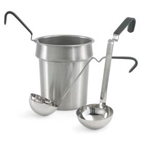 Vollrath® One-Piece ErgoGrip™ Ladles With Kool-Touch® Handles