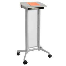 Portable Height Adjustable Presentation Lecterns