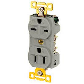 Bryant® Combination Duplex Receptacles