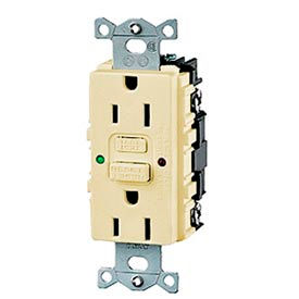Bryant® Combination Switch & LED GFCI Receptacles