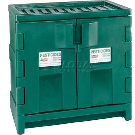 Eagle Pesticide Poly Cabinets