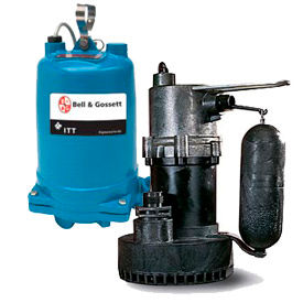 Submersible Effluent Pumps With Solid Handling Capability