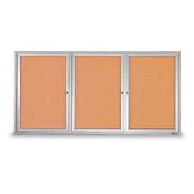 3 Door Non-Illuminated Enclosed Boards