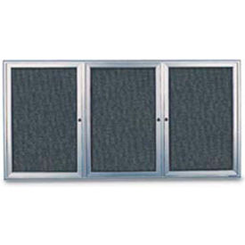 United Visual Products - Indoor Enclosed Easy Tack Boards