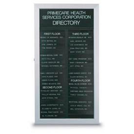 United Visual Products - GD Type Directory Boards