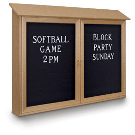 United Visual Products - Letter Board Message Centers
