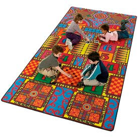 Educational Games And Activity Rugs
