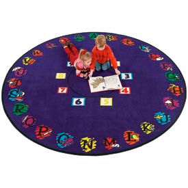 Super Circle™ Educational Rugs