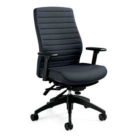 Global™ Aspen™ Fabric Upholstered Office Chairs