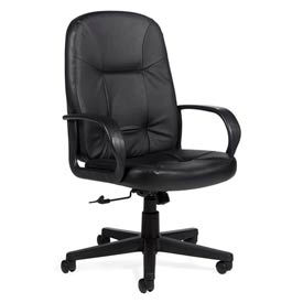 Global™ Arno™ Leather Office Chairs