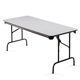 Global™ - Decorative Rectangular Folding Tables