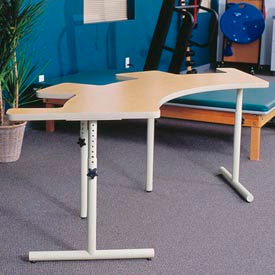 Knob Adjusted Therashape Tables
