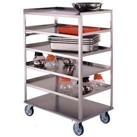 Lakeside® Medium Duty Stainless Steel Shelf Trucks