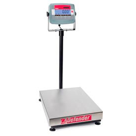 Ohaus® Defender Rectangular Bench Scale Bases