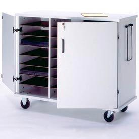 Ironwood Glacier™ Laptop Storage Cart