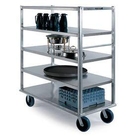 Queen Mary Aluminum Banquet Carts