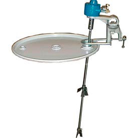 Grovhac Standard Duty C-Clamp Mount Mixers With Bung Adapter
