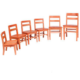 Georgia Chair -  Saddle Seat Classroom Chairs