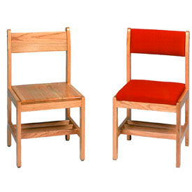 Georgia Chair -  Library Chairs With Or Without Upholstery