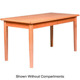 Georgia Chair - GP Series Compartment Tables