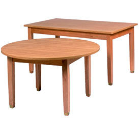 Georgia Chair -  Round & Rectangular Library Tables