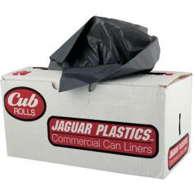 Jaguar Plastics™ Low Density Commercial Trash Can Liners