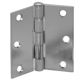 S. Parker Hardware Non-Template Butt Hinges