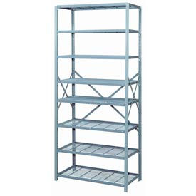Lyon® Open Steel Shelving 20 Gauge - 84