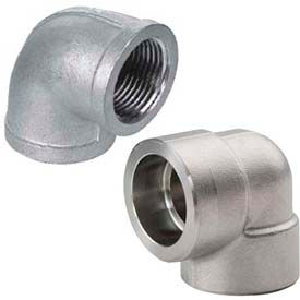 Stainless Steel 90 Degree Elbows