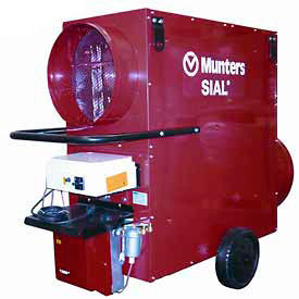 Munters SIAL® HEL Mobile Indirect Fired Diesel Heaters