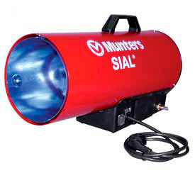 Munters SIAL® KID Portable Direct Fired Propane Heaters