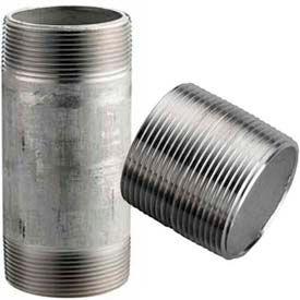 Stainless Steel Seamless Nipples