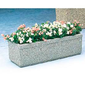 Wausau Tile - Concrete Planters – 42 To 48 Inch Wide
