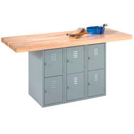 Steel Storage Workbenches