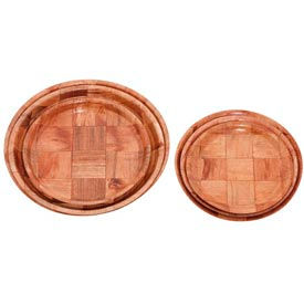 Alegacy® Woven Wood Plates And Trays