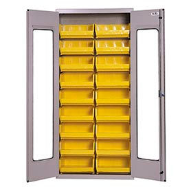 Valley Craft High-Vis Bin Cabinets