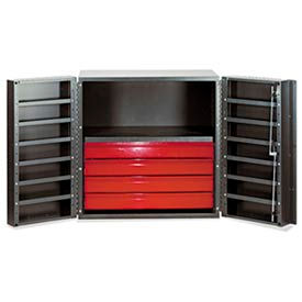 Valley Craft Half-Cab Bin Cabinets