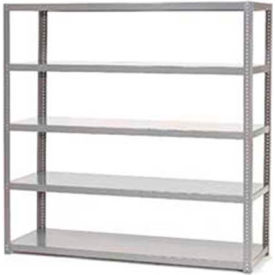 Global - Adjustable Heavy Duty Metal Shelving (3,000 lb shelf cap)