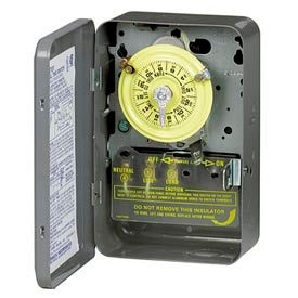 Water Heater Time Switch