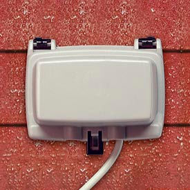 Weatherproof Outdoor Receptacle Covers